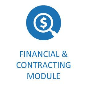 Financial & Contracting Module